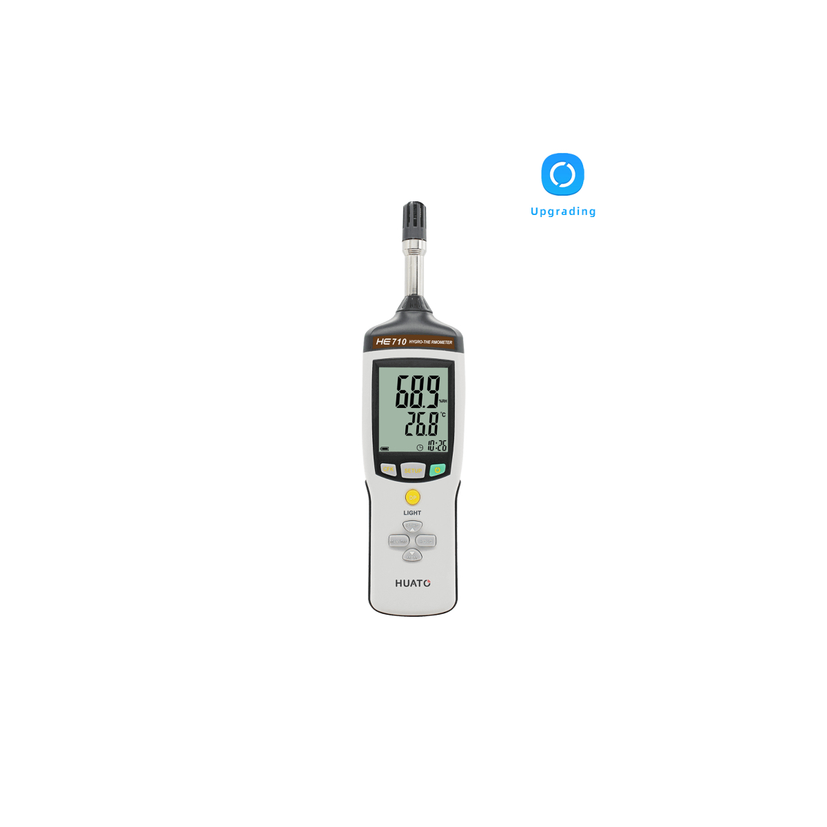 HE810-TH Multi-channel Handheld Temperature Humidity Data Logger