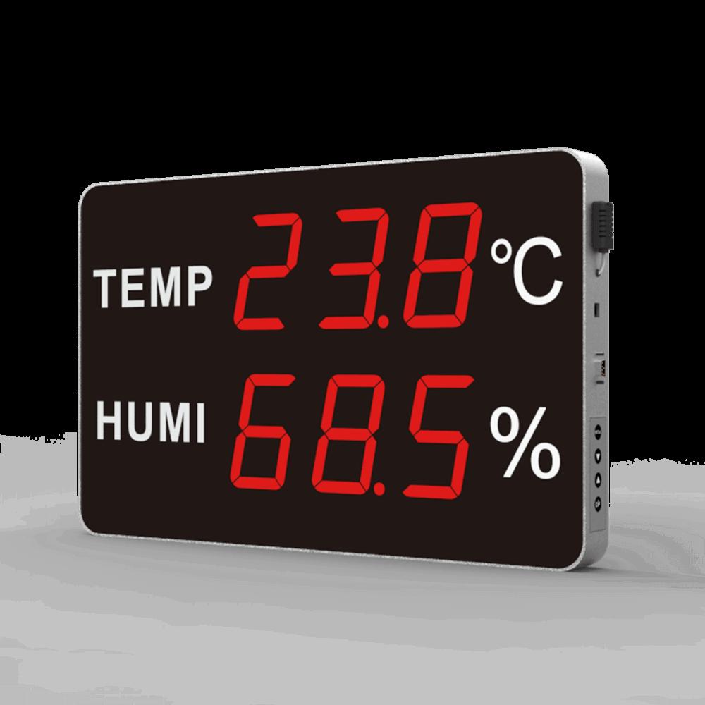 HE230C LED Display Temperature Humidity Data Logger