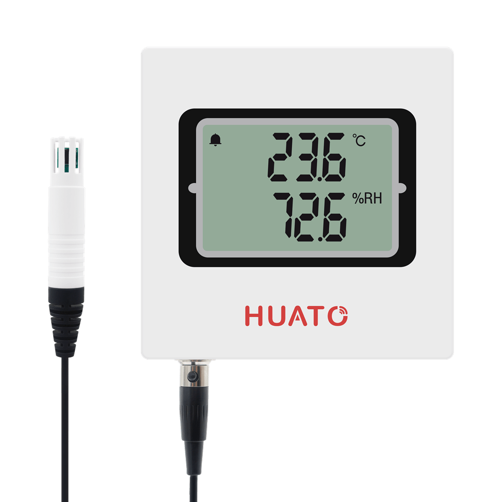 HE500M-EX Temperature Humidity Transmitter Logger