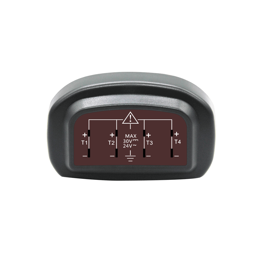 HE804 Multi-channel Handheld Thermocouple Temperature Data Logger