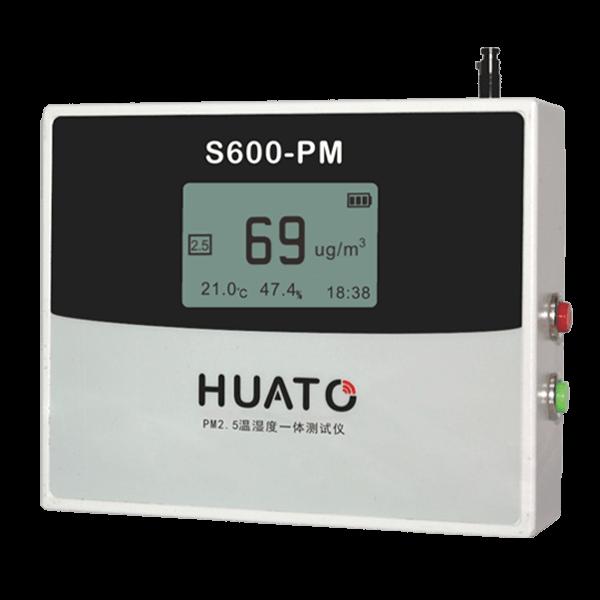 PM2.5/PM10 Temperature Humidity Data Logger