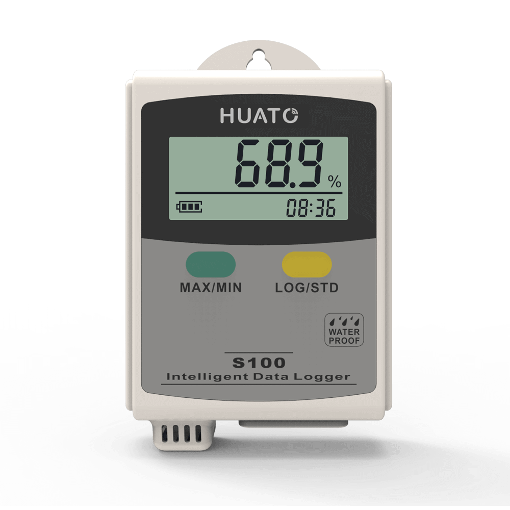 S100-TH Tem and Hum Data Logger-01