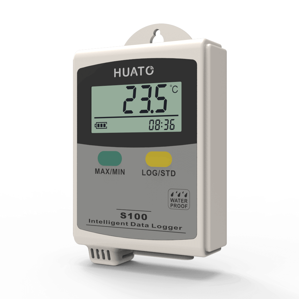 S100-TH Temperature and Humidity Data Logger