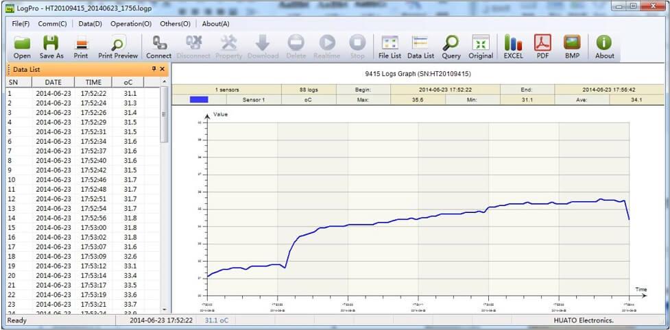 S150DP Differential Pressure Logge-394