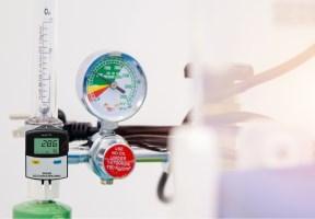 Health are equipment respiratory monitor