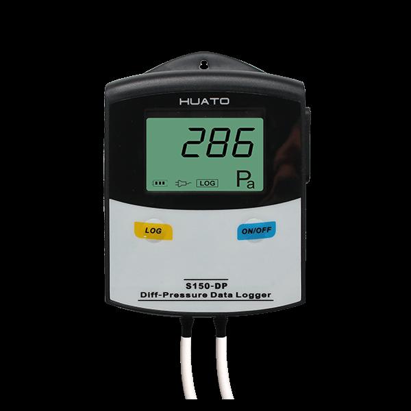 S150DP Differential Pressure Data Logger