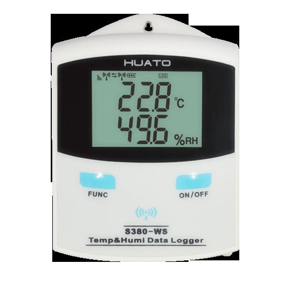 S380WS-L Temperature Data Logger