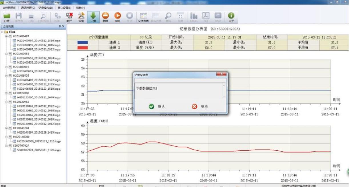S380WS-L Temperature Logger-416