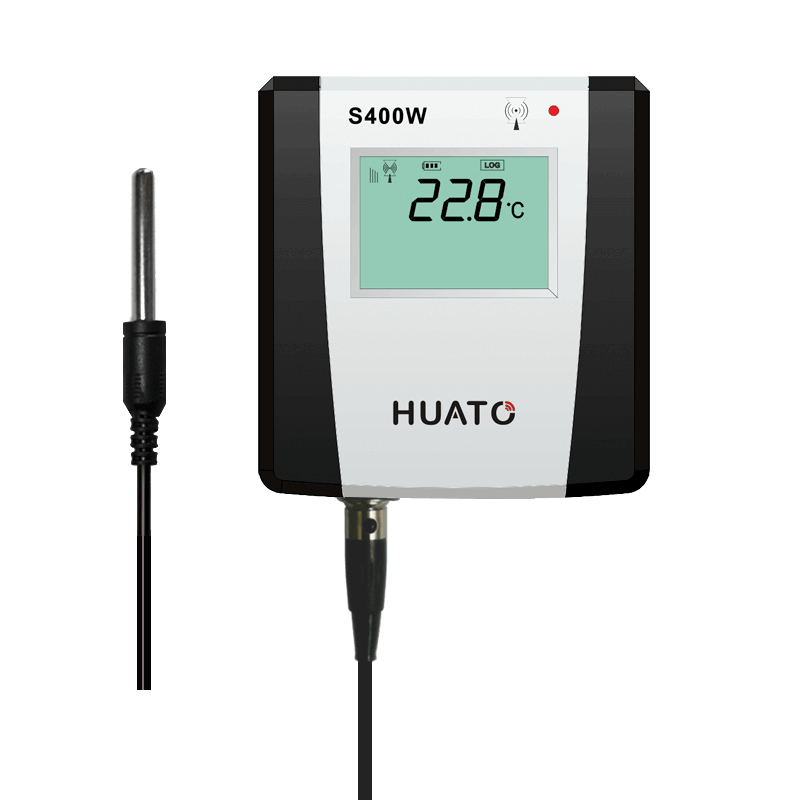 S400W-ET wireless temperature and humidity data logger