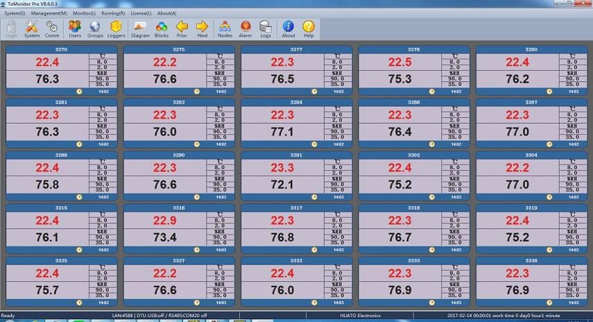 S400W-ET wireless data logger-417