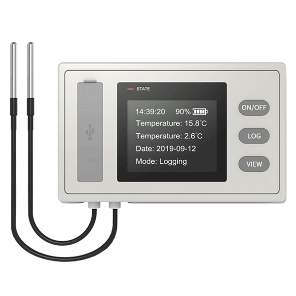 S630-GPRS-GSM Real-time printing Temperature Humidity Data Logger