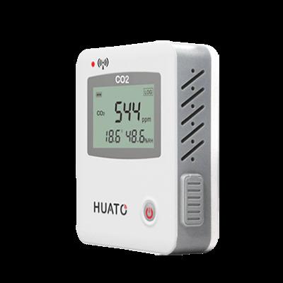 S653-CO₂ Temperature Humidity Data Logger