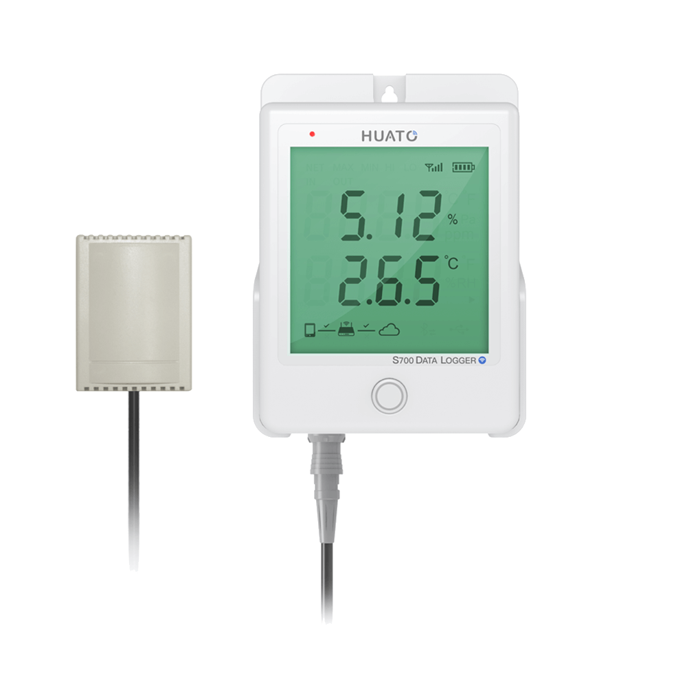 S700 Series WIFI Wireless Temperature and Humidity Data Logger