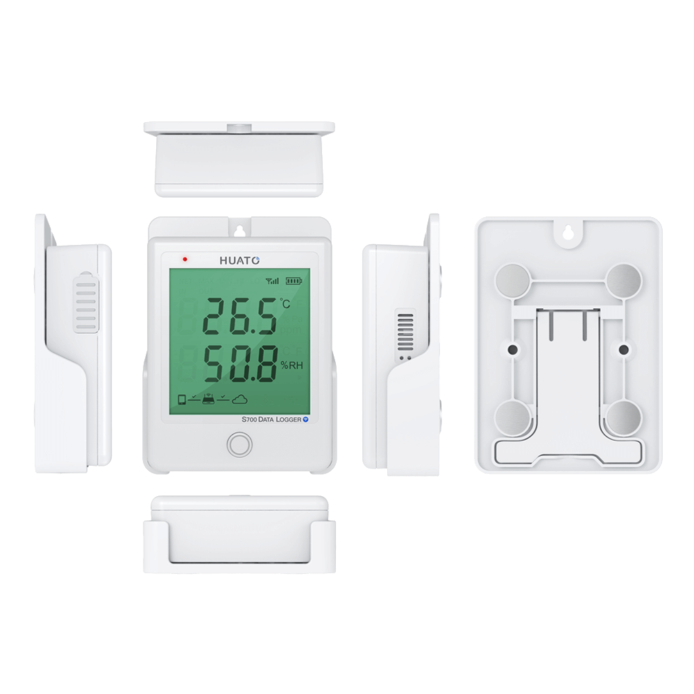 S705-EX- WIFI Wireless Temperature and Humidity Data Logger