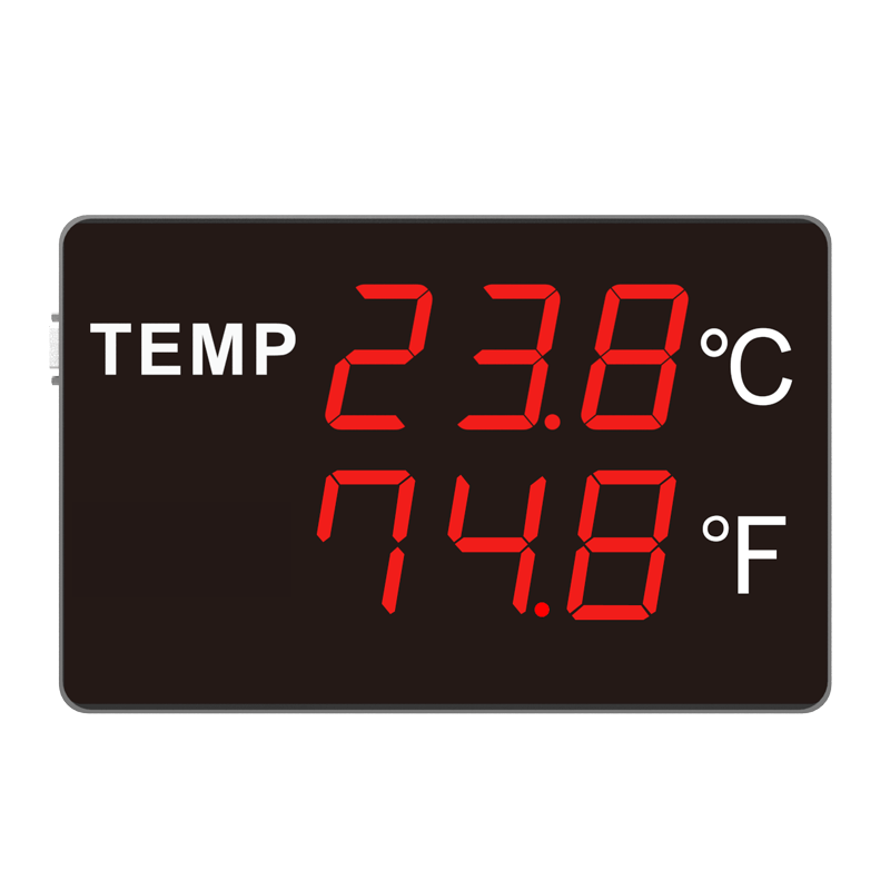 HE230-T Large LED Display Temperature and Humidity Transmitter