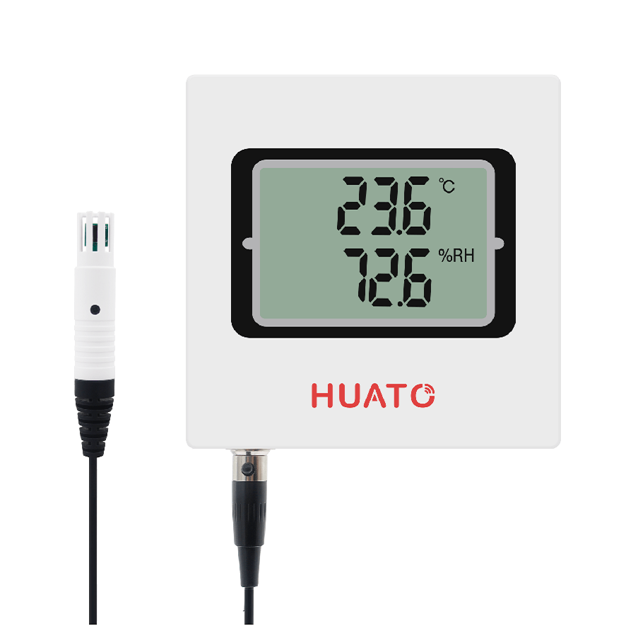 HE500A-EX Temperature Humidity Transmitter Logger