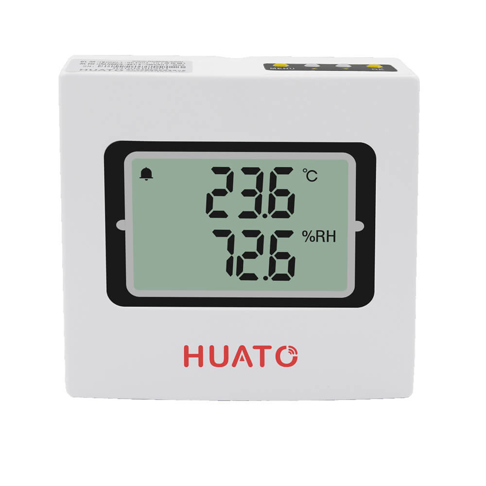 HE500M Temperature Humidity Transmitter Logger