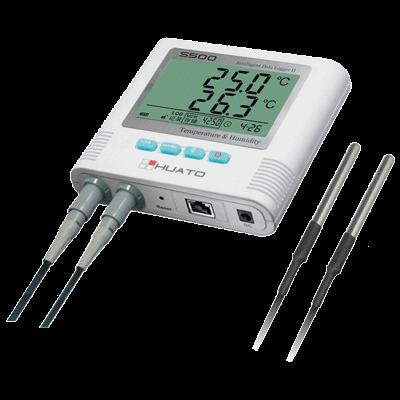 S500-DT-RJ45(External dual temperature sensors)