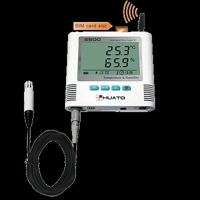 S500-EX-GPRS (External temperature humidity sensor)