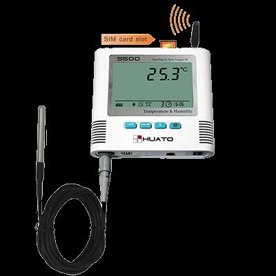 S500-ET-GSM (Exteranl single temperature sensor)