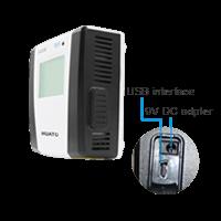 Model: S400W Sensor Type:Side view Range:-40~85℃/0~100%RH