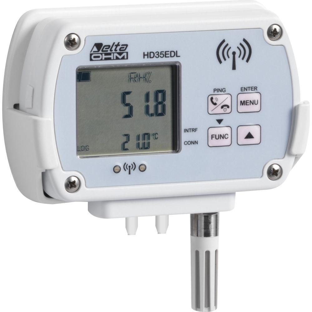 Data Logger Temperature Humidity Pressure
