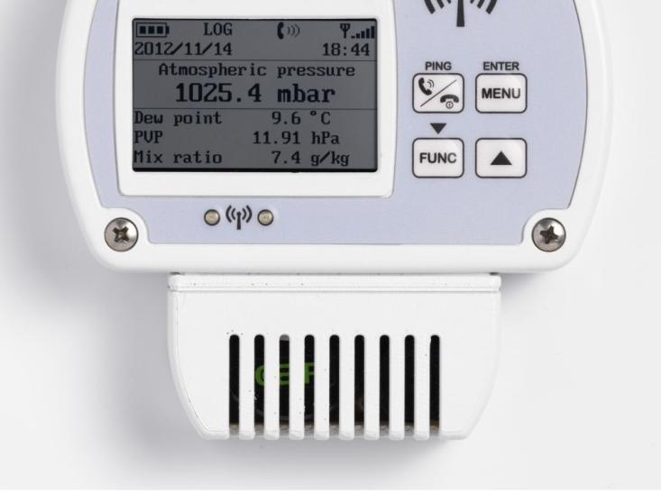регистратор данных температуры и влажности 2021